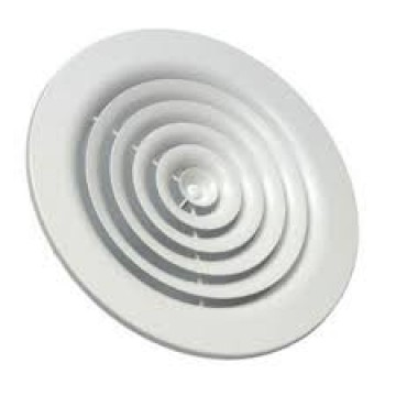 Круглый потолочный диффузор ВРД