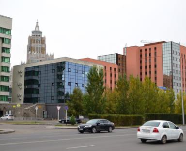 Бизнес-центр, г. Астана