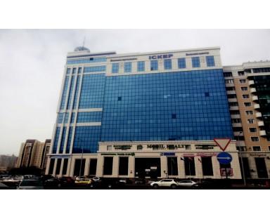 Бизнес-центр 'ISKER' г. Астана