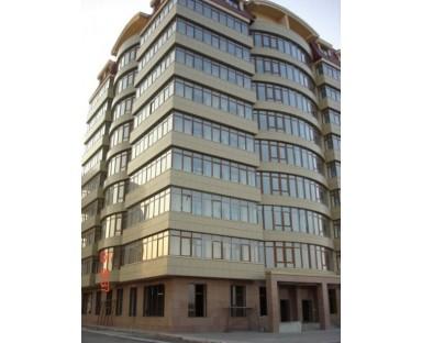 Парк жилых домов для резиденции и консольства - Актобе